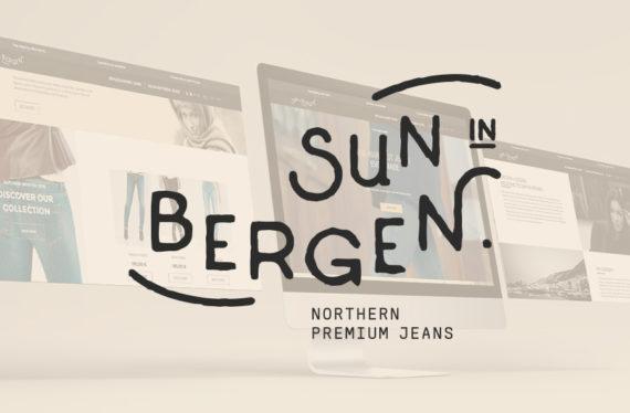 Sun in Bergen | E-commerce